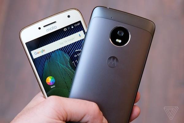 Moto G5/G5 Plus海报曝光:5/5.2英寸屏幕+指纹识别+NFC