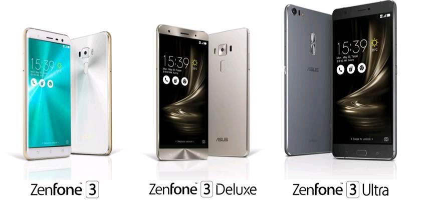 华硕ZenFone3手机灵智开启促销活动:售价2699元