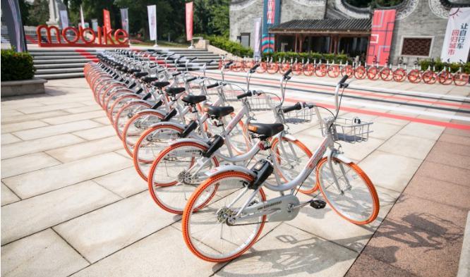 摩拜单车宣布与富士康达成独家战略合作