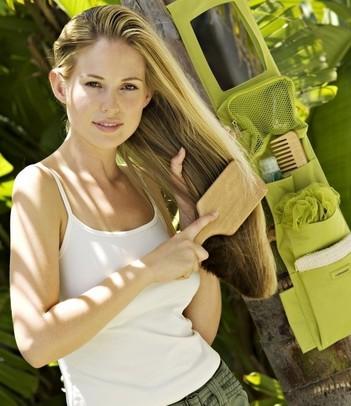 梳头的五个方法通经络赢健康