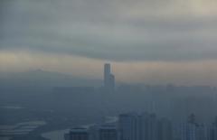 揭北京雾霾之谜:重金属污染多来自机动车排放