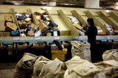 """国家邮政局发布《快递业发展""""十三五""""规划》"""