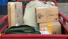 """快递""""狂欢""""背后环保负担重 如何走出包装垃圾困境?"""