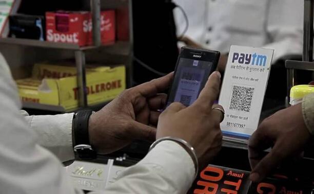 印度推出的国家支付二维码很特别 没智能手机也能用