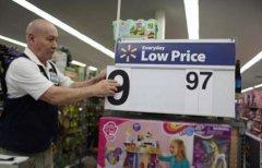 亚马逊沃尔玛掀起全面价格战 美国诸多大品牌吓坏