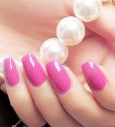 美甲有风险隐患 美甲不当小心患灰指甲
