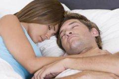 两性保健 让你们关系更密切的3个睡眠姿势