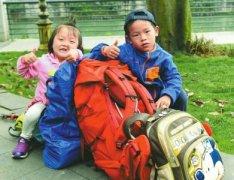 中国最小背包客:穿越原始森林,挑战