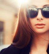 墨镜成夏季最潮单品 如何挑选适合的墨镜