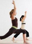 健身操 白领抗疲劳健身操显神效