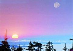 梦见白天有月亮