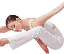 腹部减肥运动!五组动作快速燃脂塑形