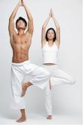 白领坚持微运动养护筋骨助消化