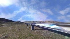 中国研发4000公里/H高速列车