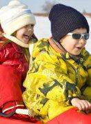 儿童滑雪注意事项
