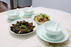 不用洗洁精的盘子—生物海瓷开启瓷器革命