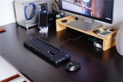 电竞键盘也能这么商务 雷柏V805机械键盘上手体验