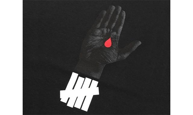 UNDEFEATED 推出新款 Blood SSL T 恤系列