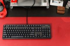 钛度召唤师 TKM 320机械键盘开箱体验