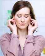 按摩耳朵可预防疾病