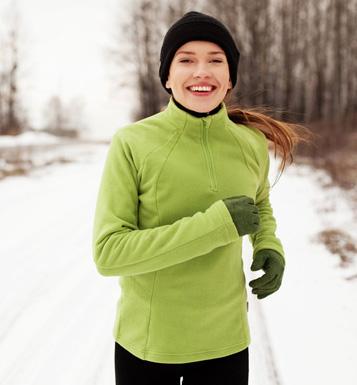 冬季体育锻炼的好处及注意事项
