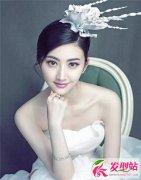 最新韩式新娘发型 秋冬新娘发型设计