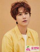 男生心形刘海发型 帅气男生刘海发型