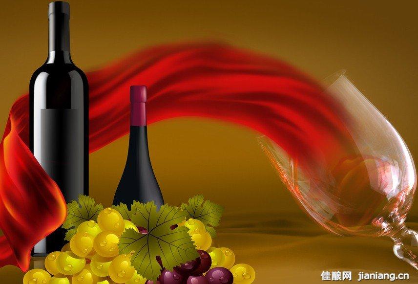 葡萄酒的酿造过程