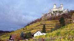 全球十大葡萄酒产地及旅游区