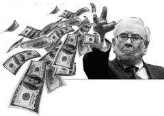 """洗钱需要成本,和""""巴菲特""""没有半毛钱关系"""