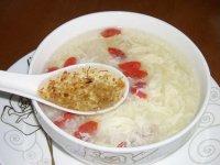 茯苓米酒羹的家常做法