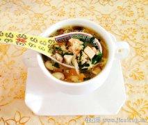 杭州传统风味名菜之宋嫂鱼羹