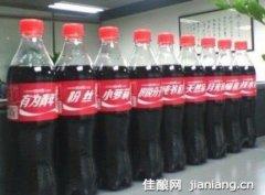 谈可口可乐的卖萌营销
