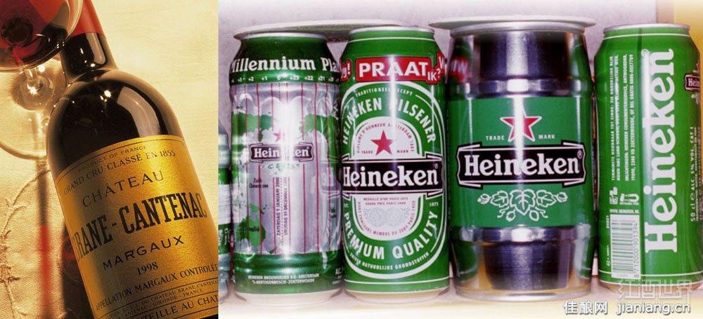 7个理由让葡萄酒比啤酒更受欢迎