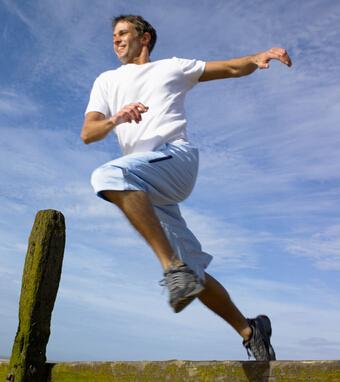 冬季健身牢记5大有氧运动