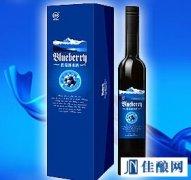 品鉴蓝莓冰酒