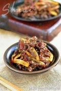川菜佳肴——干煸牛肉丝
