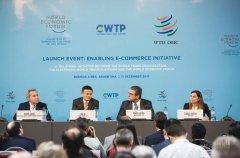 新华社报道马云出席世贸组织部长会议:中国对企业家的