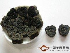 黑茶、湖南黑茶的形状、特征