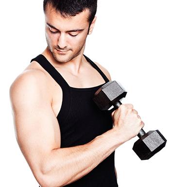 男人健身的八大注意事项