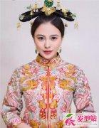 中式秀禾服新娘发型 惊艳唯美又倾城