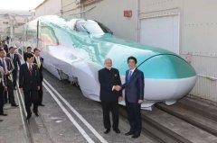 不如厕所?日本在印度建高铁遭全民diss:建了我们也不坐