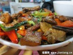 早春山珍佳肴――油麦菜炒元蘑