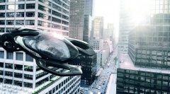 """保时捷将推飞行出租车 速度为普通汽车十倍 """"打飞的""""要实现了"""