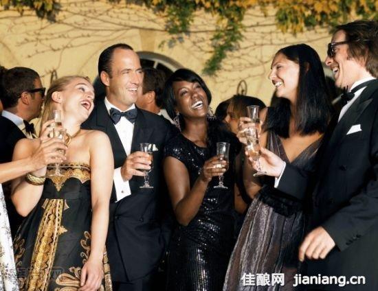 详解四类风格独特的香槟,葡萄酒,红酒,酒圈网