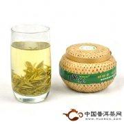 安吉白茶的冲泡方法