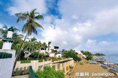 非洲拉姆岛:一个被称作天堂的岛