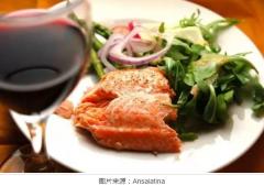 三文鱼如何与葡萄酒搭配?看完你就知道了