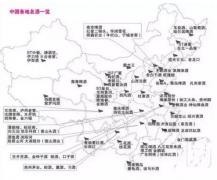 你对中国白酒地图了解多少?