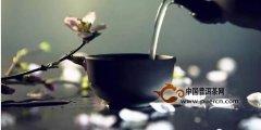 茶因水而醇,你因谁而美?